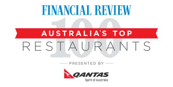Australia's Top Restaurants